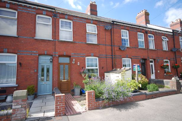 3 bedroom terraced house for sale, Station Terrace, Peterston Super Ely, £235,000