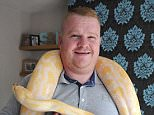 Scott Gavin (pictured) received £26,000 on a benefits television show and used the money to set up a miniature zoo