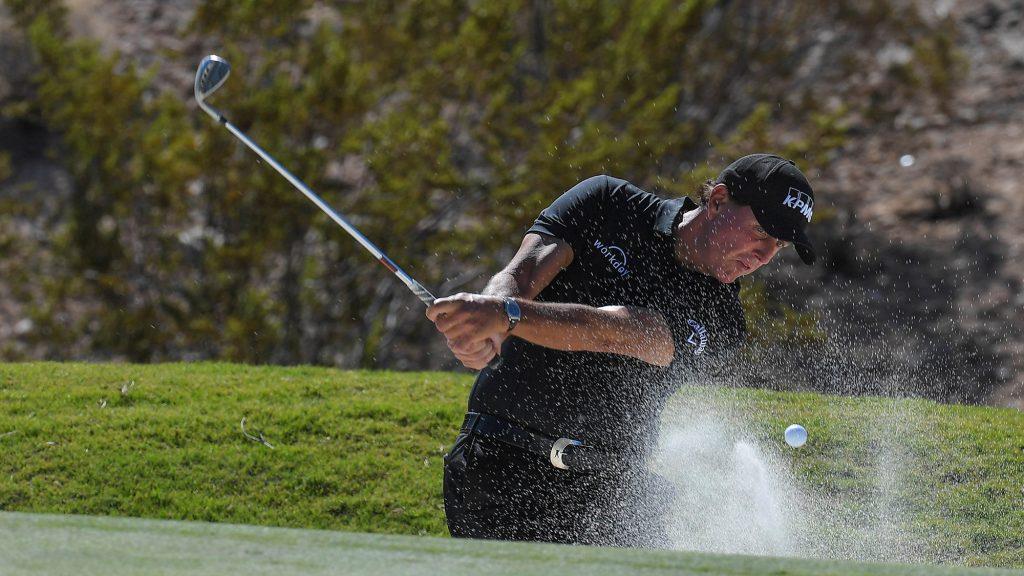 How Mickelson proves golf will never purely be about hitting the ball a long way