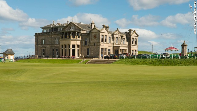 The Home of Golf and probably the most famous course in the world, the Old Course at St. Andrews Links has hosted 28 Open Championships, with another one due in 2015.
