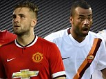 Manchester United take on Roma in the International Champions Cup