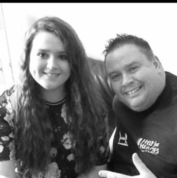 Derek and Brianna from Cardiff