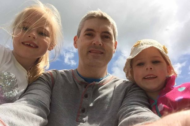 Meirion, Megan and Carys