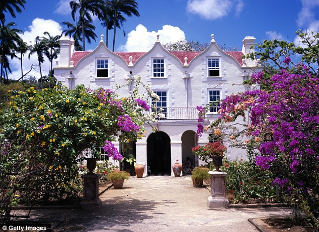 St Nicholas Abbey is the oldest plantation on the island