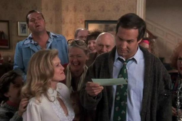 Jelly of the month club? Clark Griswold is not impressed