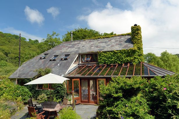 Pwll y Broga in Gwaun Valley, Newport in Pembrokeshire is being sold for £699,000 with Fine and Country