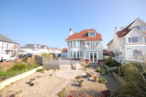 Moondance, Porthcawl, is being sold with HRT for £699,950