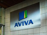 Blunder: The Human Resources department at Aviva Investors in Britain accidentally sent out a goodbye email to 1,300 staff
