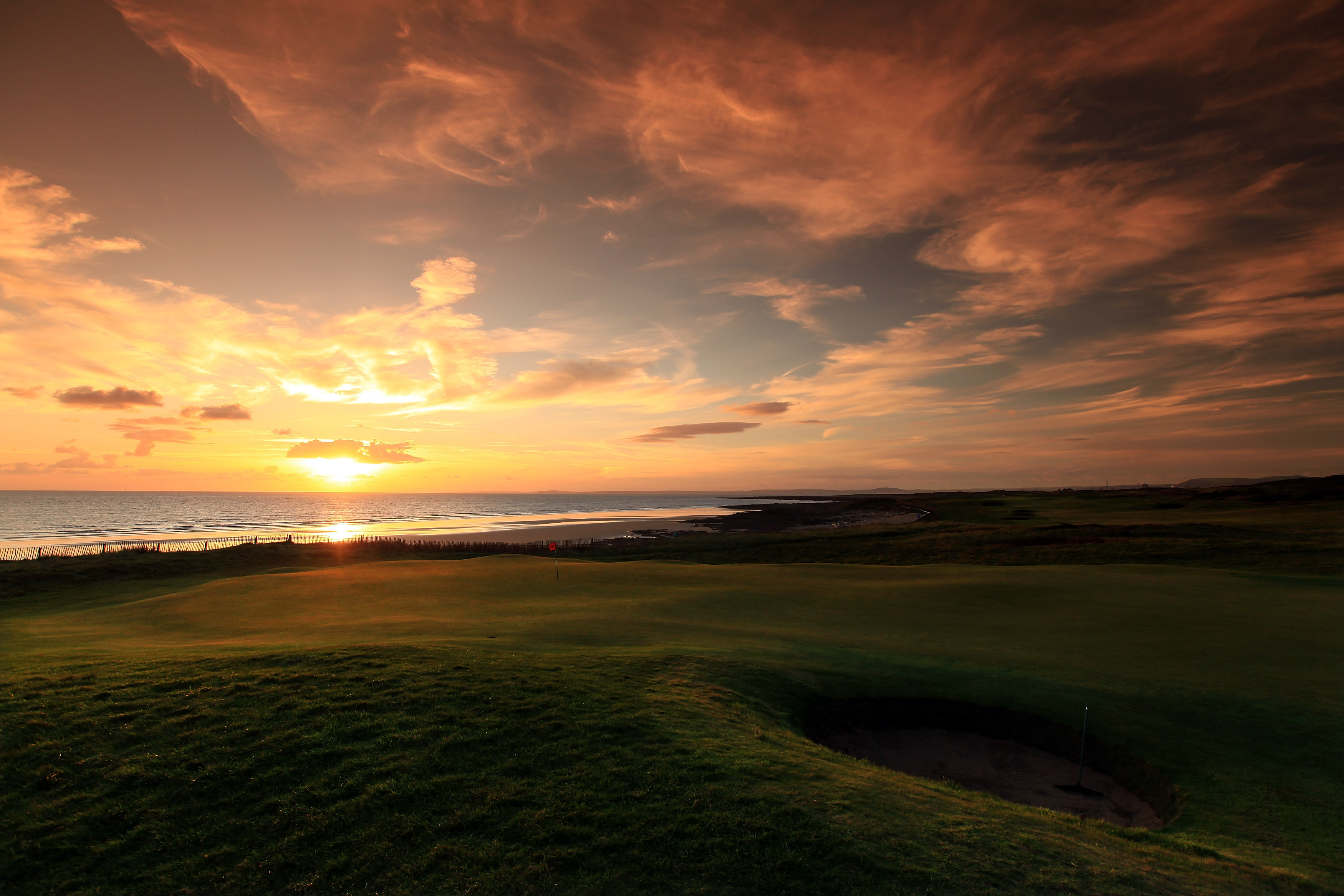 Royal Porthcawl will be in mint condition