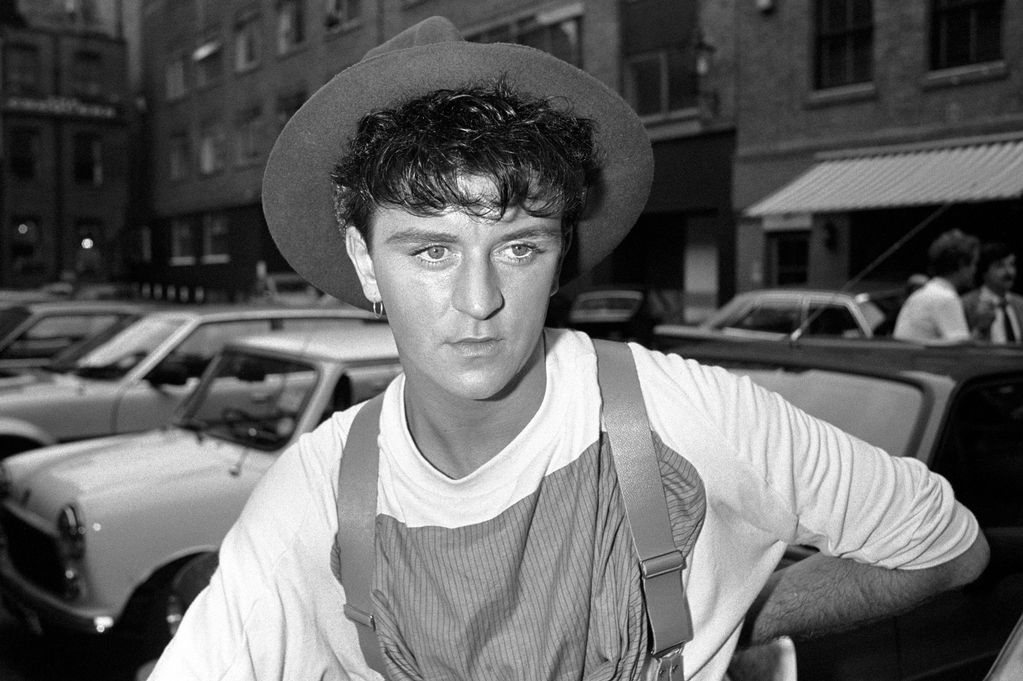 Steve Strange also managed the Blitz Club in Soho, central London, a focal point for the New Romantic movement.