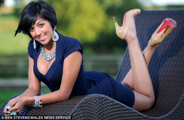 Beauty Queen: Harbinder Panesar bankrolled his daughter's dreams to become a beauty queen