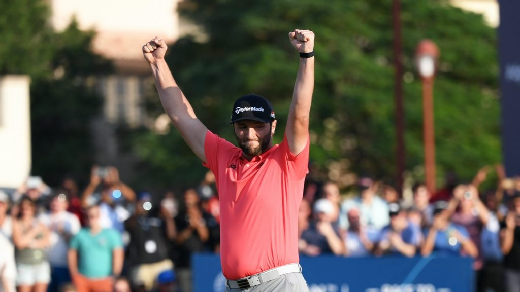 Double delight in Dubai for Rahm
