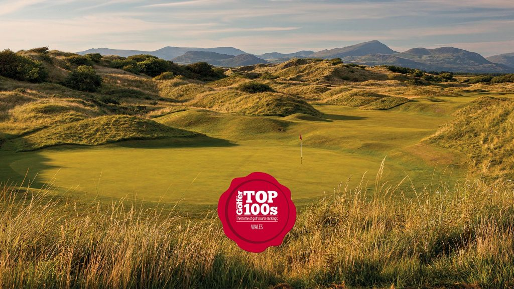 NCG Top 100s: Welcome to our list of Wales' best courses